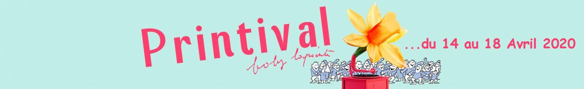 Printival - Festival de chanson française et label musical