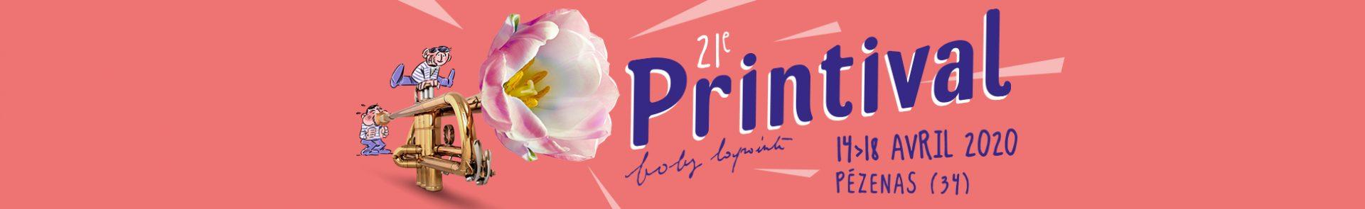 Printival Boby Lapointe - Festival et Fabrique d'artistes