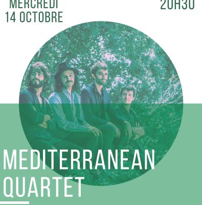 Mediterranean Quartet en Masterclass et Concert