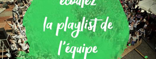 La playlist 2020 de l'équipe du Printival