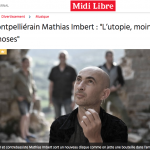 Imbert Imbert entretien avec le Midi Libre