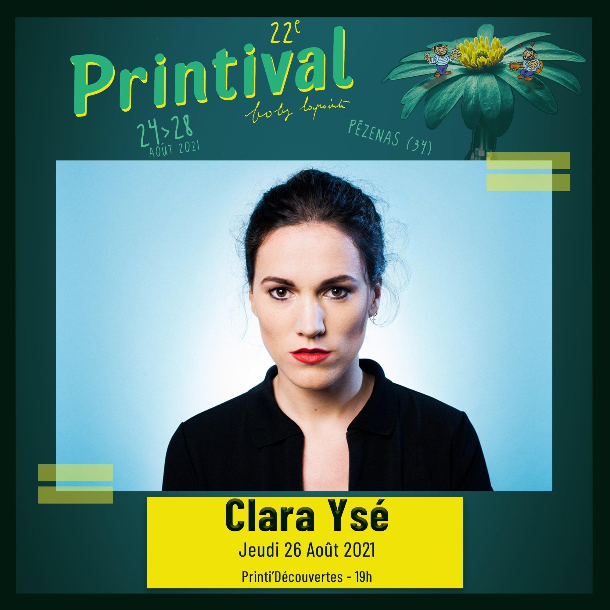5 Clara Yse